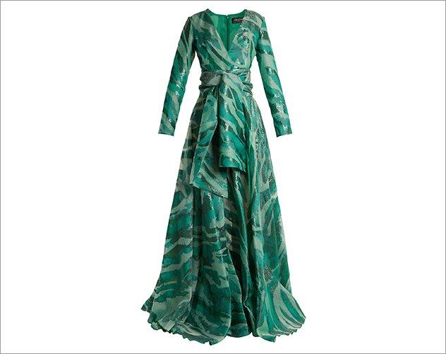 a86f37378 فستان سهرة من Attico، موجود لدى Mytheresa.com