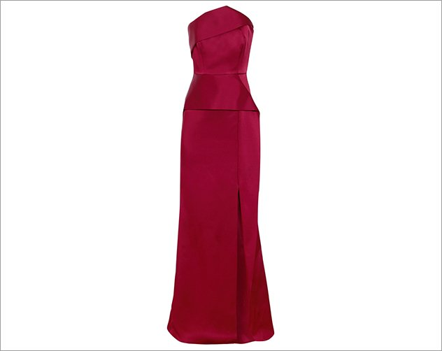 f0b643027 فستان سهرة من Roland Mouret، موجود لدى Net-a-porter.com