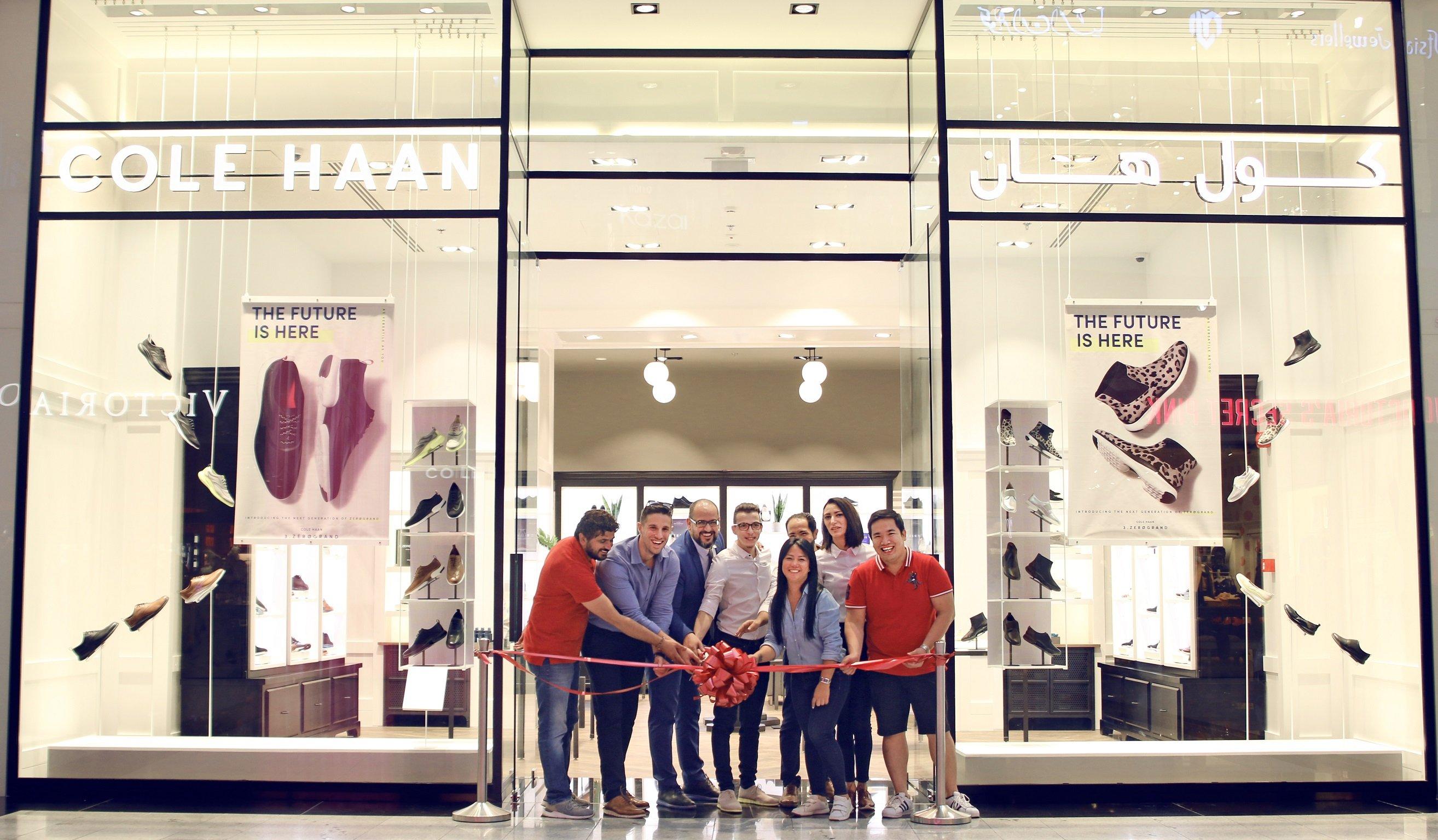 abeaead21 كول هان تفتتح أول متاجرها في البحرين