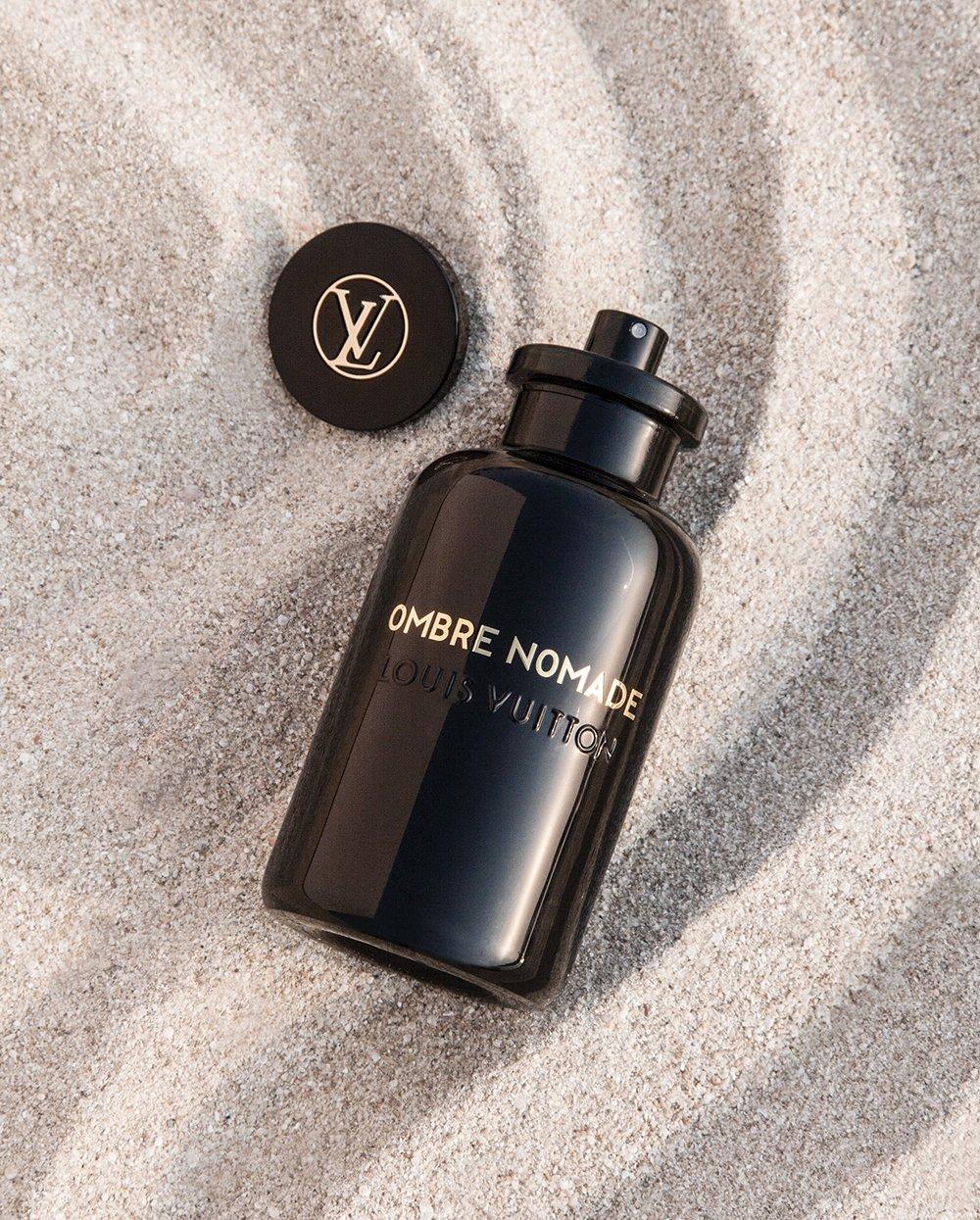 جلسة تصوير خاصة بمجموعة Les Parfums من Louis Vuitton