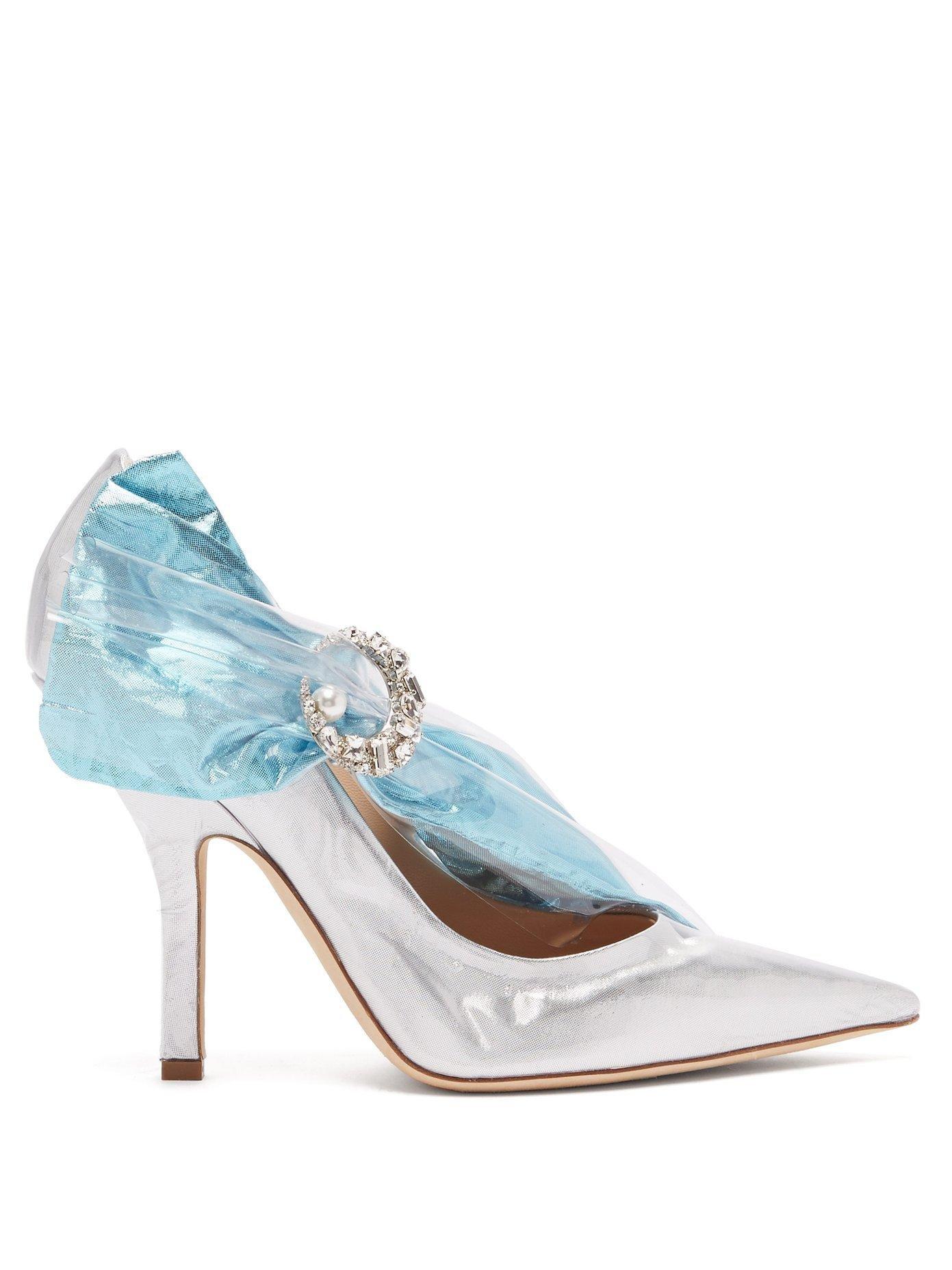 6354391a6 أكثر من 20 موديل أحذية عرايس تناسب أسلوبك يوم الزفاف مهما كان