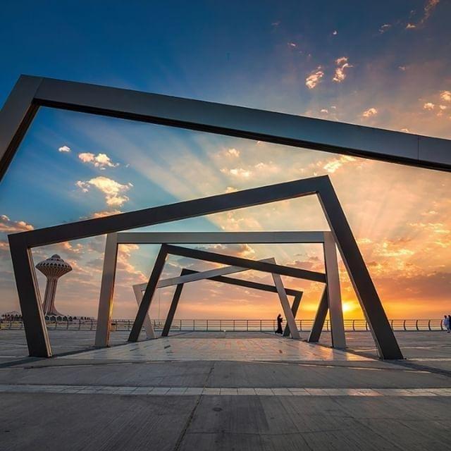 السياحة في السعودية 6 مواقع في المملكة لمشاهدة غروب الشمس