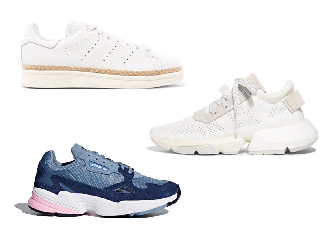 d338a380e هل تبحثين عن حذاء رياضي جديد؟ إليكِ أحدث وأجمل تصاميم الماركات العالمية