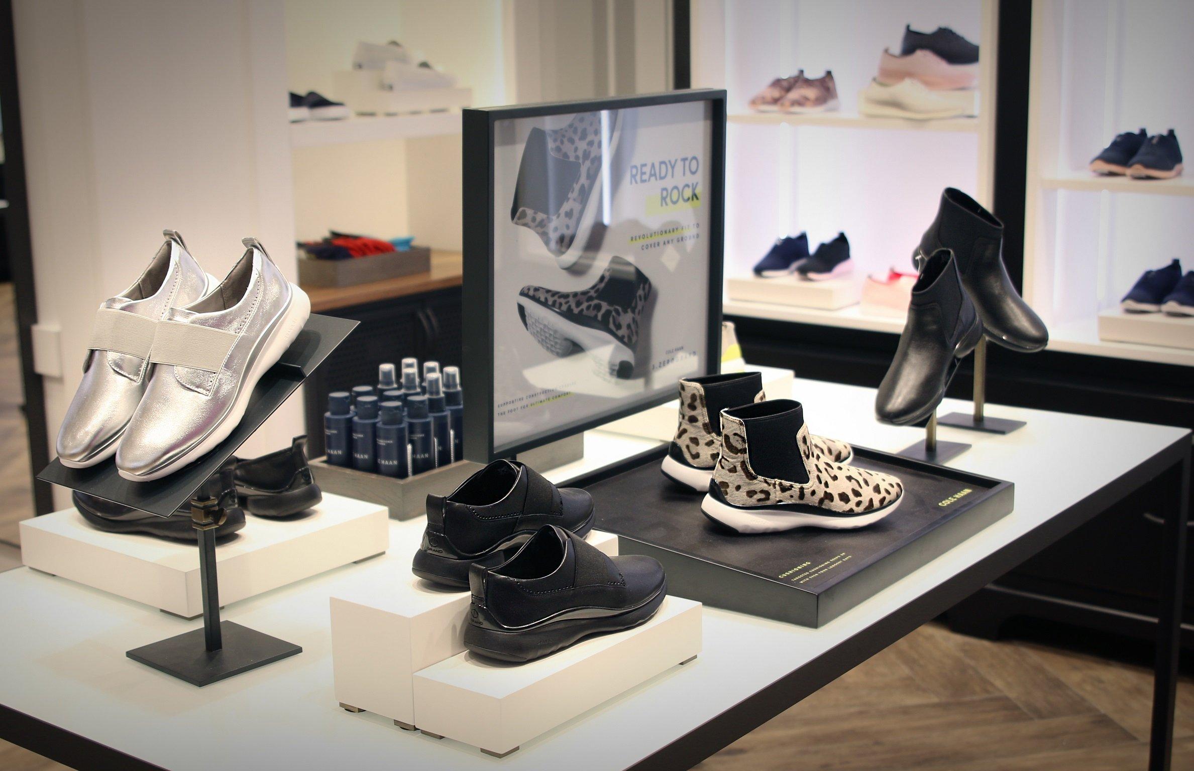 28615a5f0 سيضمّ المتجر المجموعة الحديثة للجيل الجديد من الأحذية النسائية والرجالية من  موديل