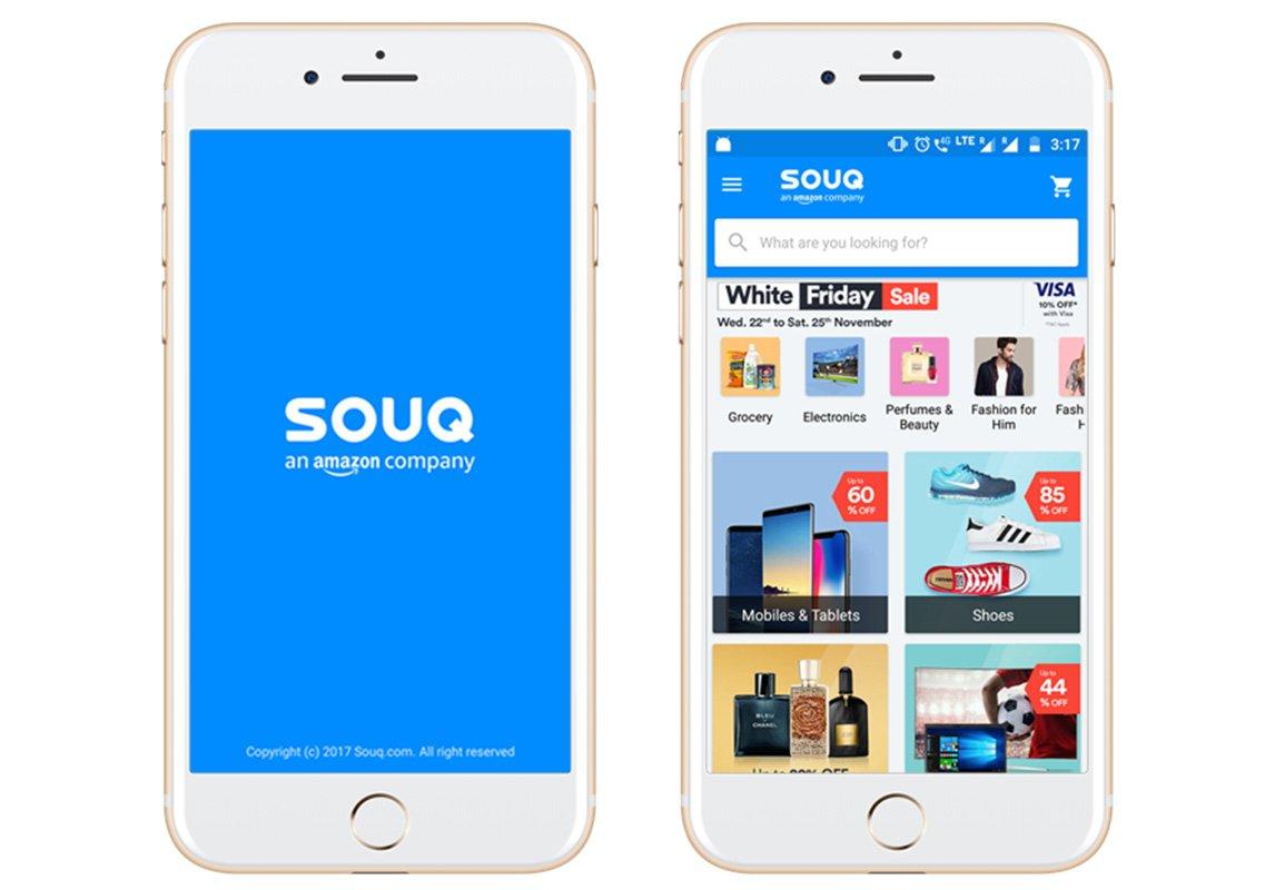 a2e931922 تطبيق سوق هو من أشهر تطبيقات التسوق الإلكتروني بالسعودية وهو تابع لمجموعة  أمازون. يحتوي التطبيق على أكثر من 500 ألف منتج من مختلف الفئات، من الأزياء  للرجال ...