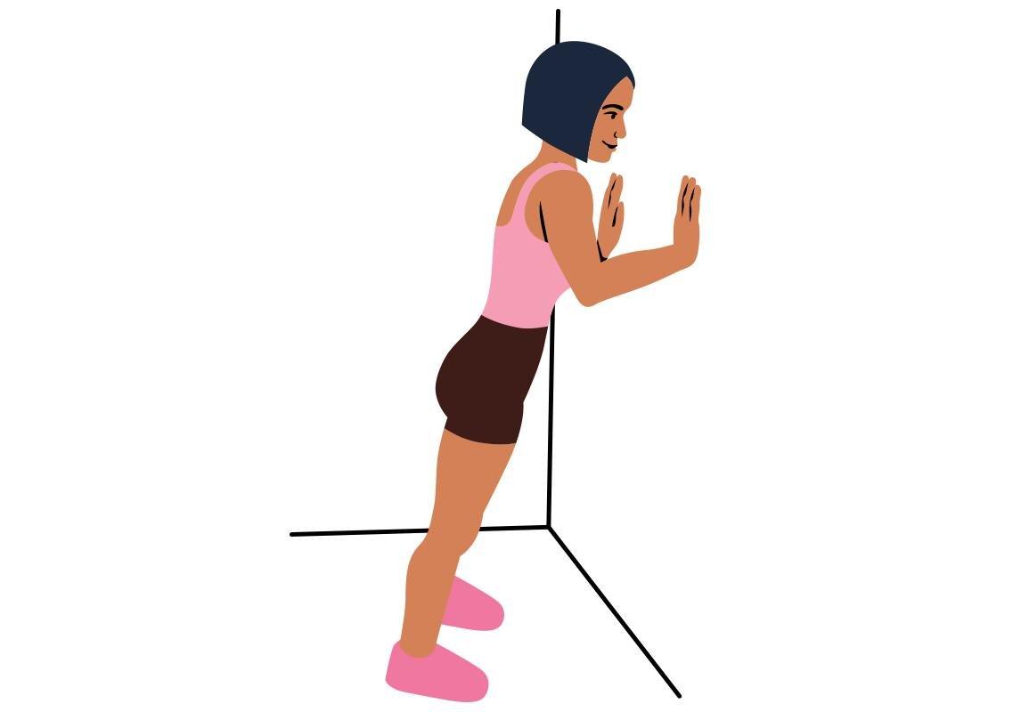 4 تمارين منزلية تعزز حجم الثدي تتطل ب منك 3 دقائق يوميا فقط